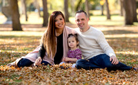 Tiffany & Cam's Family Pictures Oct 9 2017