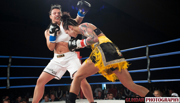 Aggravated AssaultJune 23 2012 » Brandy Badry VS Maria Bastasin
